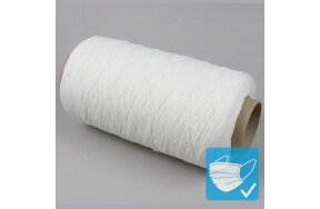 ELASTIC CORD WHITE 3 mm RELL 1000 m